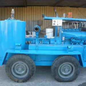 Diesel driven water pump for sale