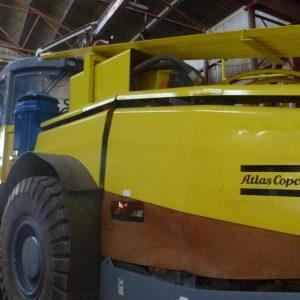 ATLAS COPCO L2C DRILL
