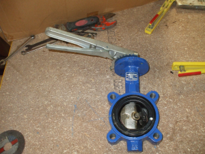 Butterfly Valves 80mm or 3inch