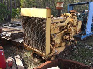 CATERPILLAR 250 KVA GENERATOR