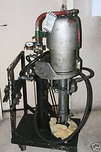 High Pressure Pump 206-741 Pneumatic Graco Bulldog