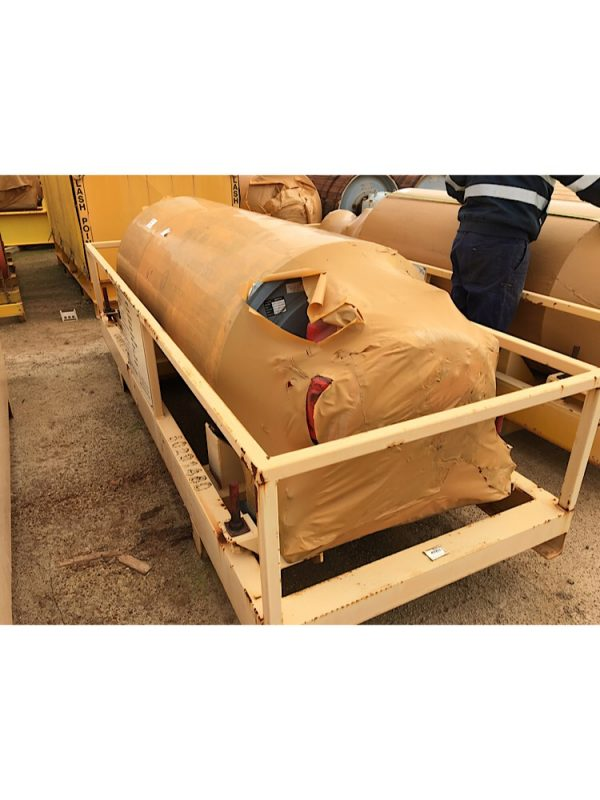 FOR SALE 1 X CONVEYOR TAIL PULLEY