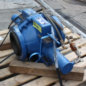 Corflex engineering 150mm pinch slurry valve