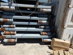 PLATFORMS 6M LONG STEEL