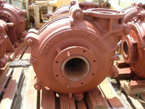 WARMAN 8_6 AH BARE SHAFT PUMP
