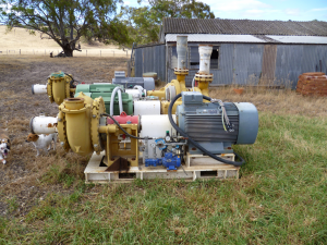 Warman Gravel Pump EG 6