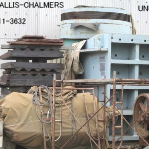 "KOBE ALLIS CHALMERS 54"" X 42"" JAW CRUSHER FOR SALE"