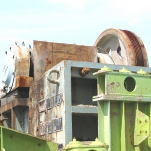 "KOBE ALLIS CHALMERS 48"" X 36"" JAW CRUSHER FOR SALE"