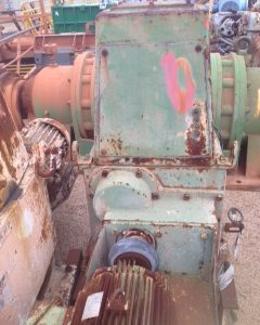 LIGHTNIN AGITATOR GEARBOX FOR SALE